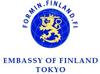 Embassy of Finland Tokyo logo