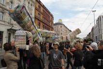 搬入プロジェクト #16 ブダペスト, 2014