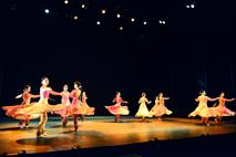 カダムジャパン(インド舞踊)