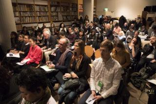Group Meeting - Room, Photo By Hideto Maezawa