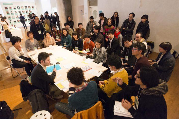 TPAM - 国際舞台芸術ミーティング in 横浜 2016「グループ・ミーティング」