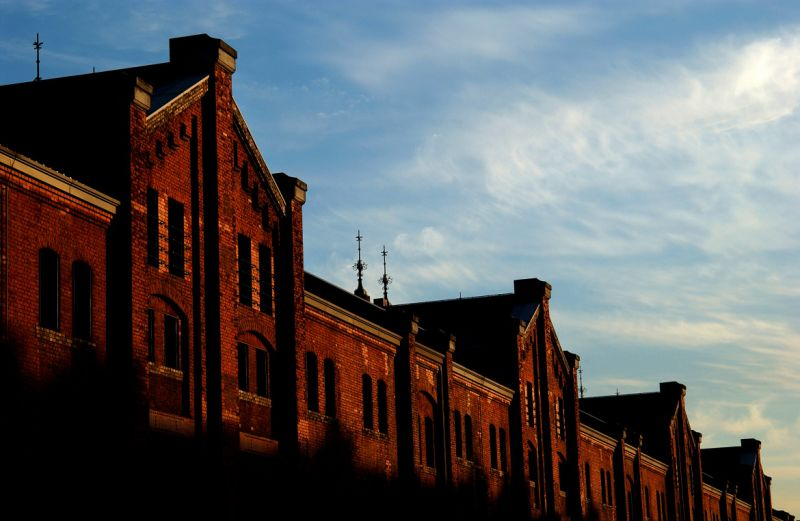 Yokohama Red Brick Warehouse No.1